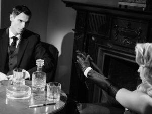 女の戦争の黒幕と犯人予想,内通者は誰?最後に笑う女性の正体は?