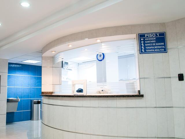 ナイトドクターの病院のロケ地は「東鷺宮病院」